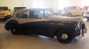 1956 Jaguar Mark VII: 13 Apr 2019