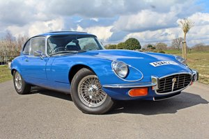 1973 Jaguar E-Type Series 3 2+2 For Sale