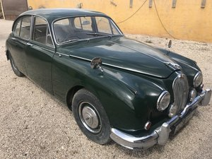 1968 Jaguar mk2 project for sale For Sale