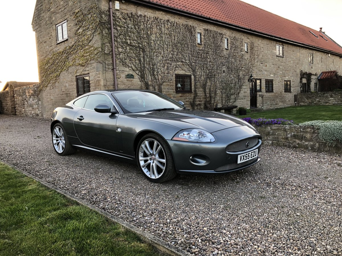 2005 Jaguar XK Fully Loaded Launch Car Low Mileage/Tax SOLD | Car