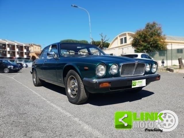 Jaguar XJ6 4.2 1980 --CONSERVATA-- For Sale (picture 1 of 6)