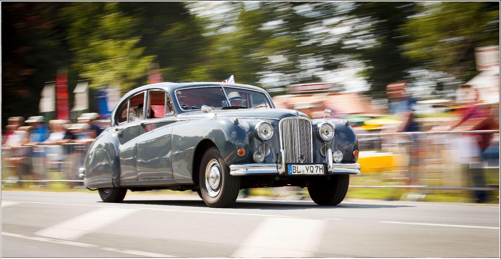 1956 Jaguar MK VII M For Sale (picture 1 of 6)