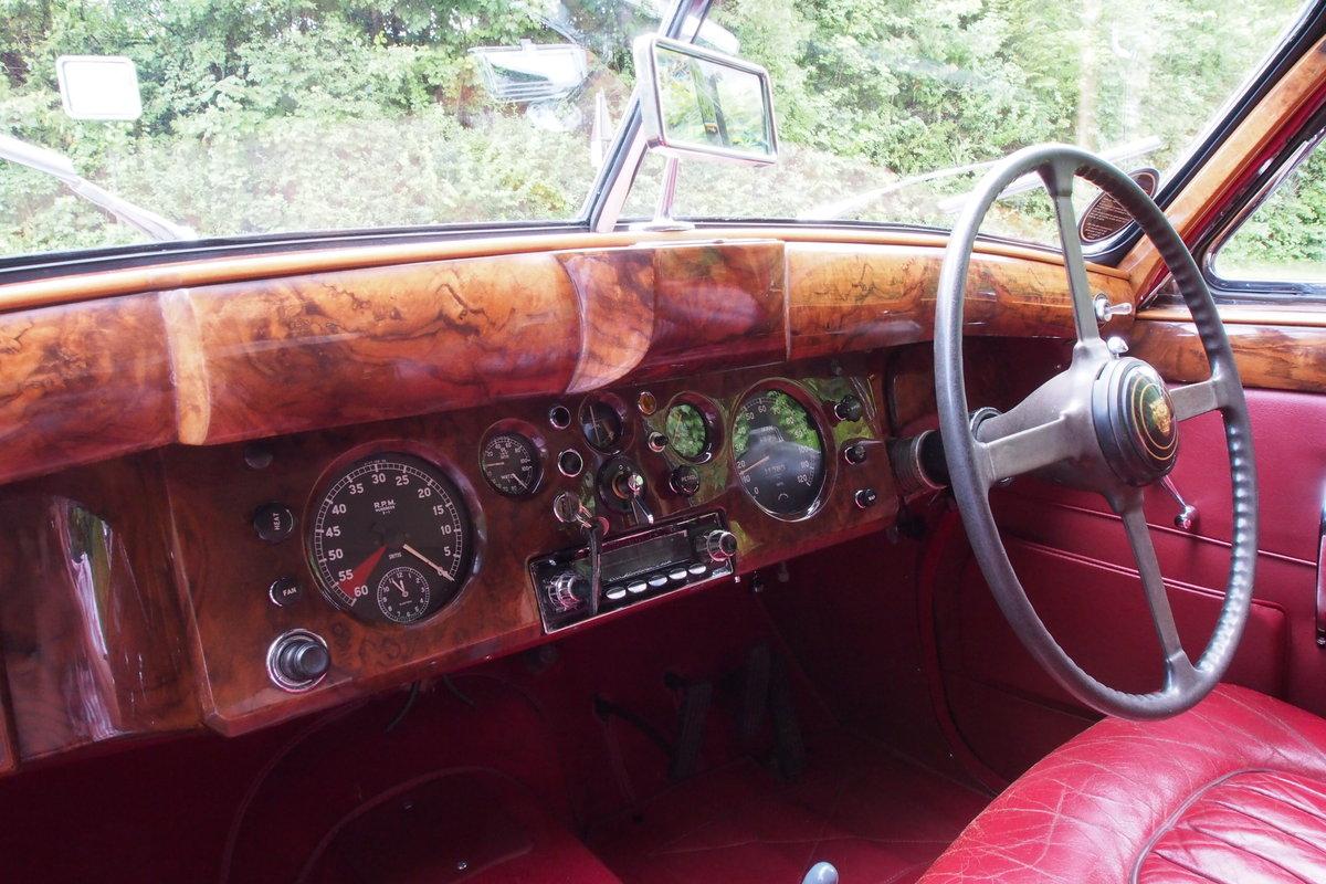 1956 Jaguar MK VII M For Sale (picture 2 of 6)