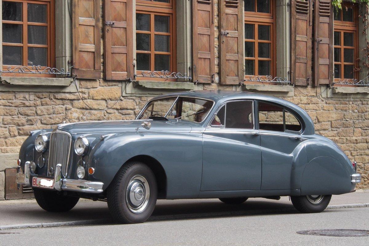 1956 Jaguar MK VII M For Sale (picture 4 of 6)