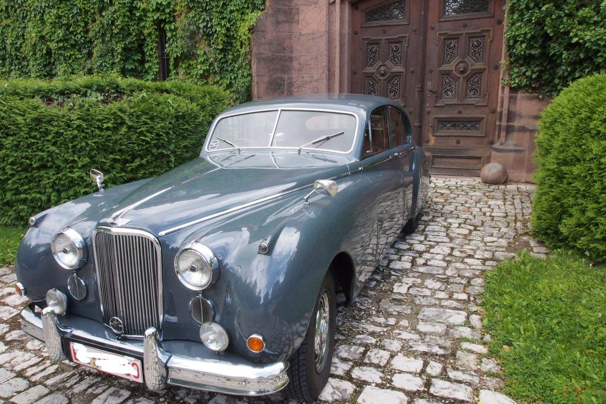 1956 Jaguar MK VII M For Sale (picture 5 of 6)