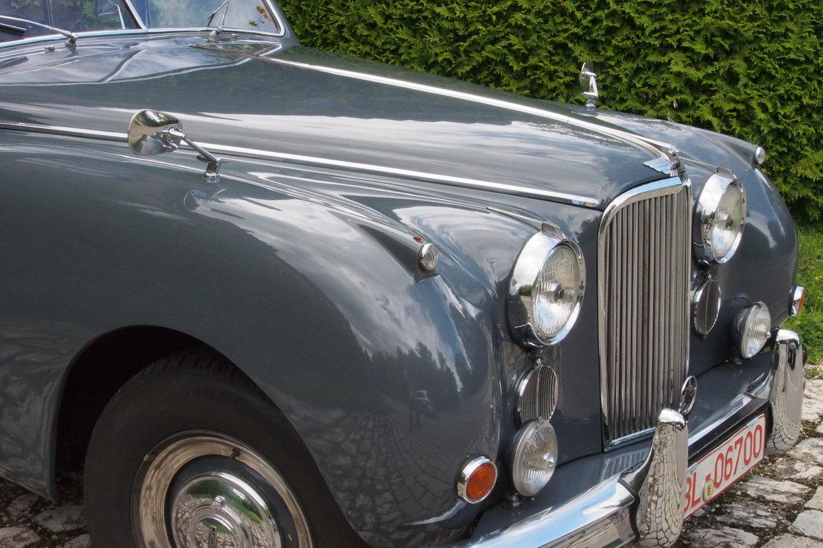 1956 Jaguar MK VII M For Sale (picture 6 of 6)