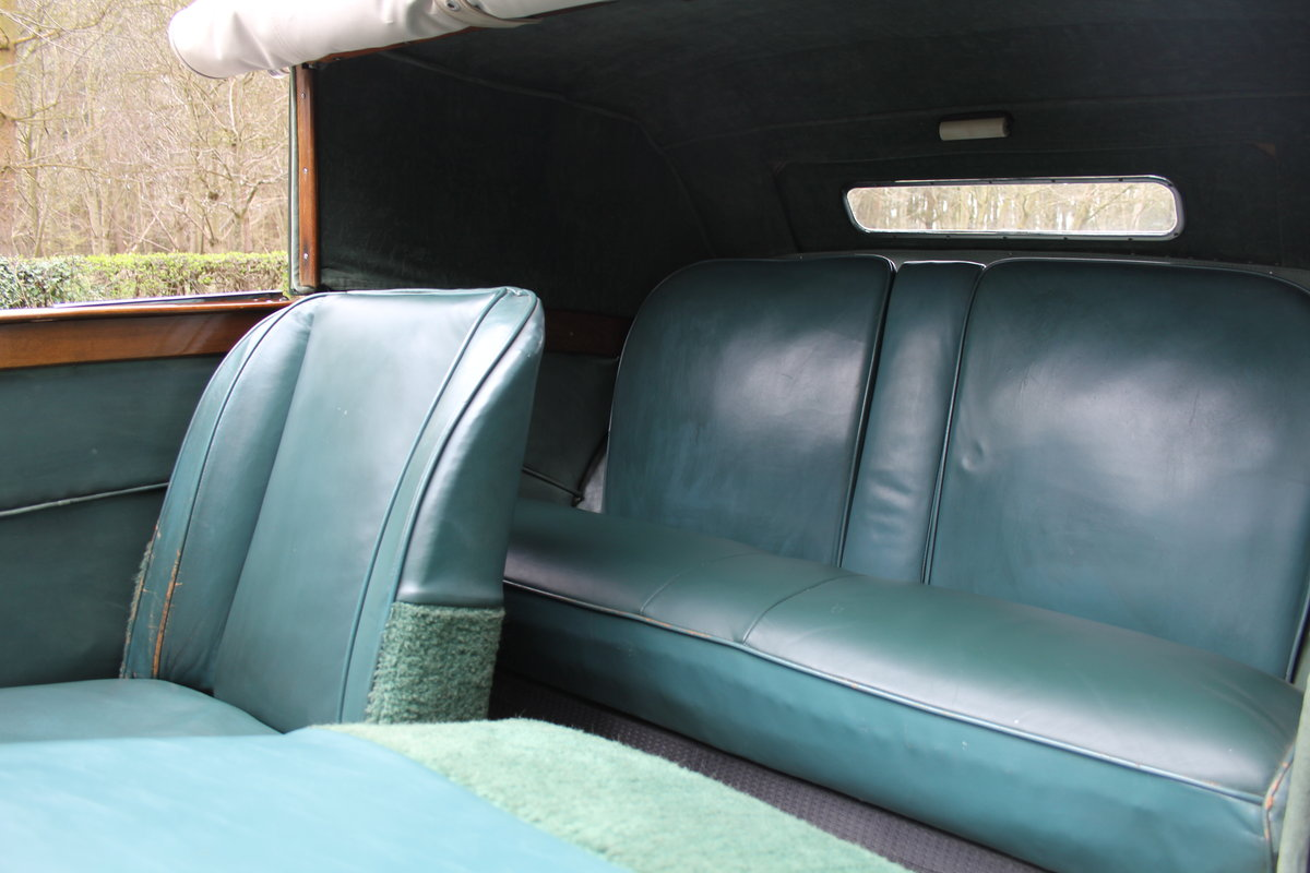1951 Jaguar MKV 3.5 DHC -Very original-Stucturally excellent SOLD (picture 9 of 12)