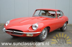 Jaguar E-Type Series 2 coupe 1969, 2-seater, manual gearbox For Sale