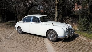 Jaguar Mk2 3.8 Automatic (1962) For Sale