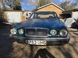 1984 jaguar xj6 series 3 For Sale
