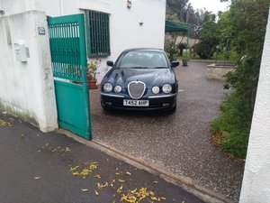 1999 Jaguar S-Type 3.0 Manual Italy For Sale