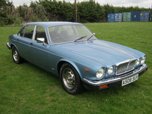 1983 JAGUAR XJ6 3.4 AUTOMATIC. ONLY 2 OWNERS AND 32K MILES SOLD