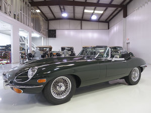 1969 Jaguar E-Type Series II Roadster For Sale