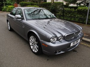 JAGUAR XJ 2.7 TDVi EXECUTIVE 2009/09 1 OWNER + JAGUAR 25200m For Sale