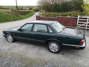 1998 Jaguar XJ Sport Green V8 3.2 Project For Sale