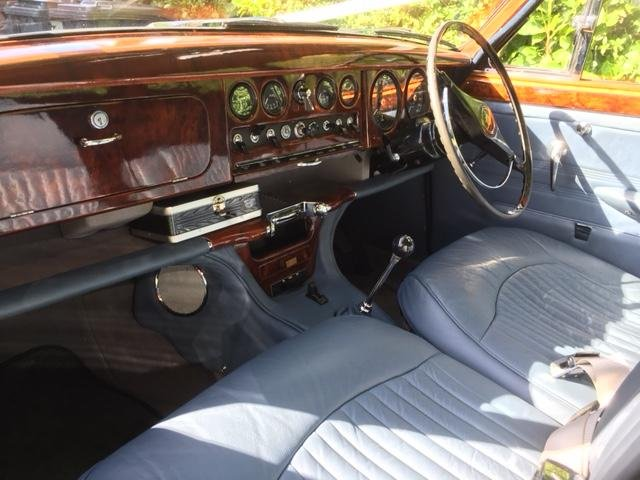 *NEW PRICE* 1965 3.8 Manual Jaguar S-Type with O/D For Sale (picture 2 of 6)