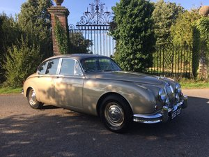 1962 Jaguar MK2 1964 2.4 only 45000 miles from new For Sale