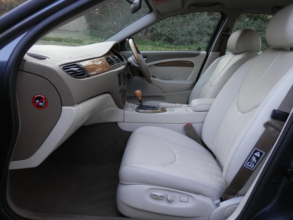 2001 JAGUAR S TYPE 3.0 V6 SE.. 38,000 MILES & FSH.. TOP SPEC SOLD (picture 3 of 6)