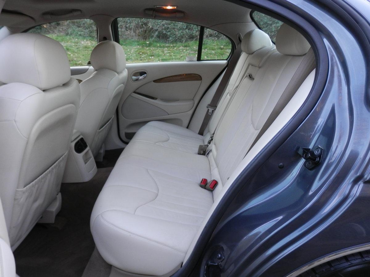 2001 JAGUAR S TYPE 3.0 V6 SE.. 38,000 MILES & FSH.. TOP SPEC SOLD (picture 4 of 6)