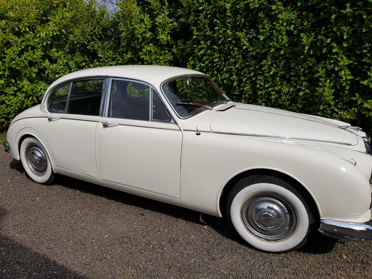 Ready for summer Mark 2 Jaguar For Sale (picture 1 of 6)