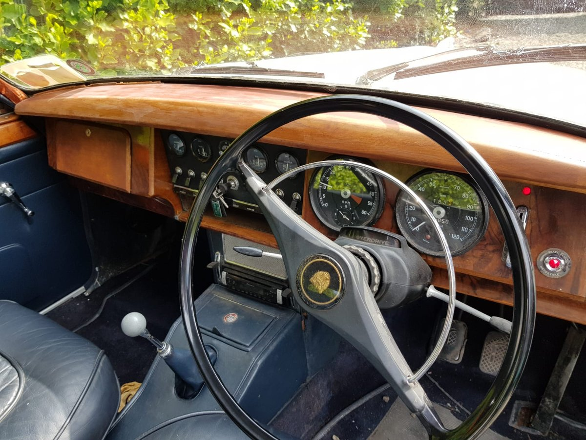 Ready for summer Mark 2 Jaguar For Sale (picture 4 of 6)
