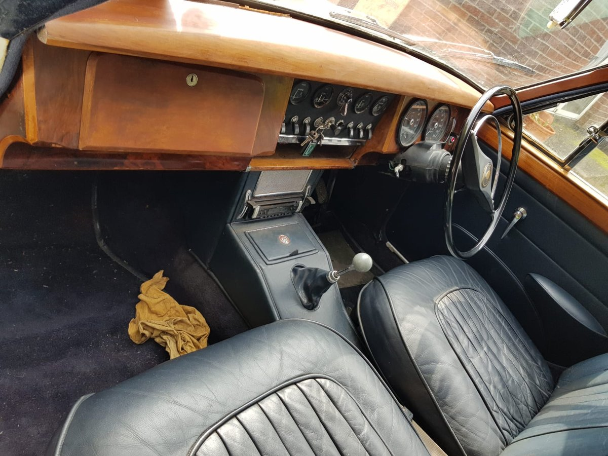 Ready for summer Mark 2 Jaguar For Sale (picture 5 of 6)