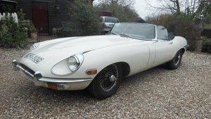 1968 Jaguar E-type 4.2 litre For Sale