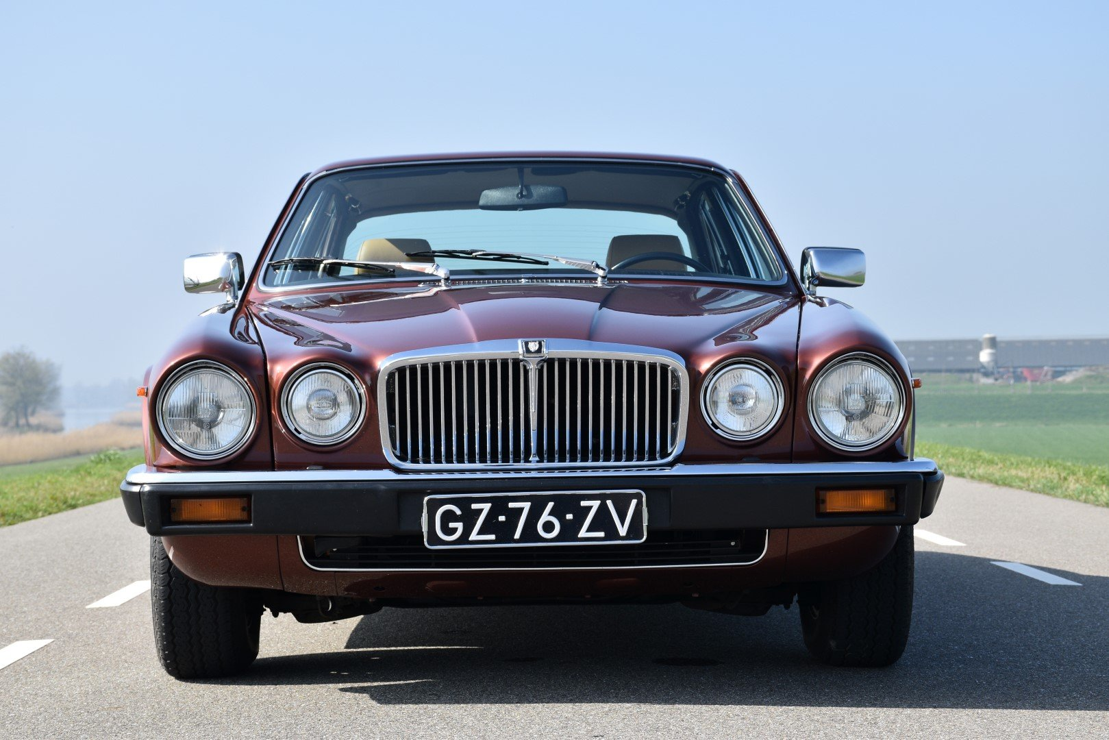 1981 Jaguar XJ6 series III 4.2 For Sale (picture 2 of 6)
