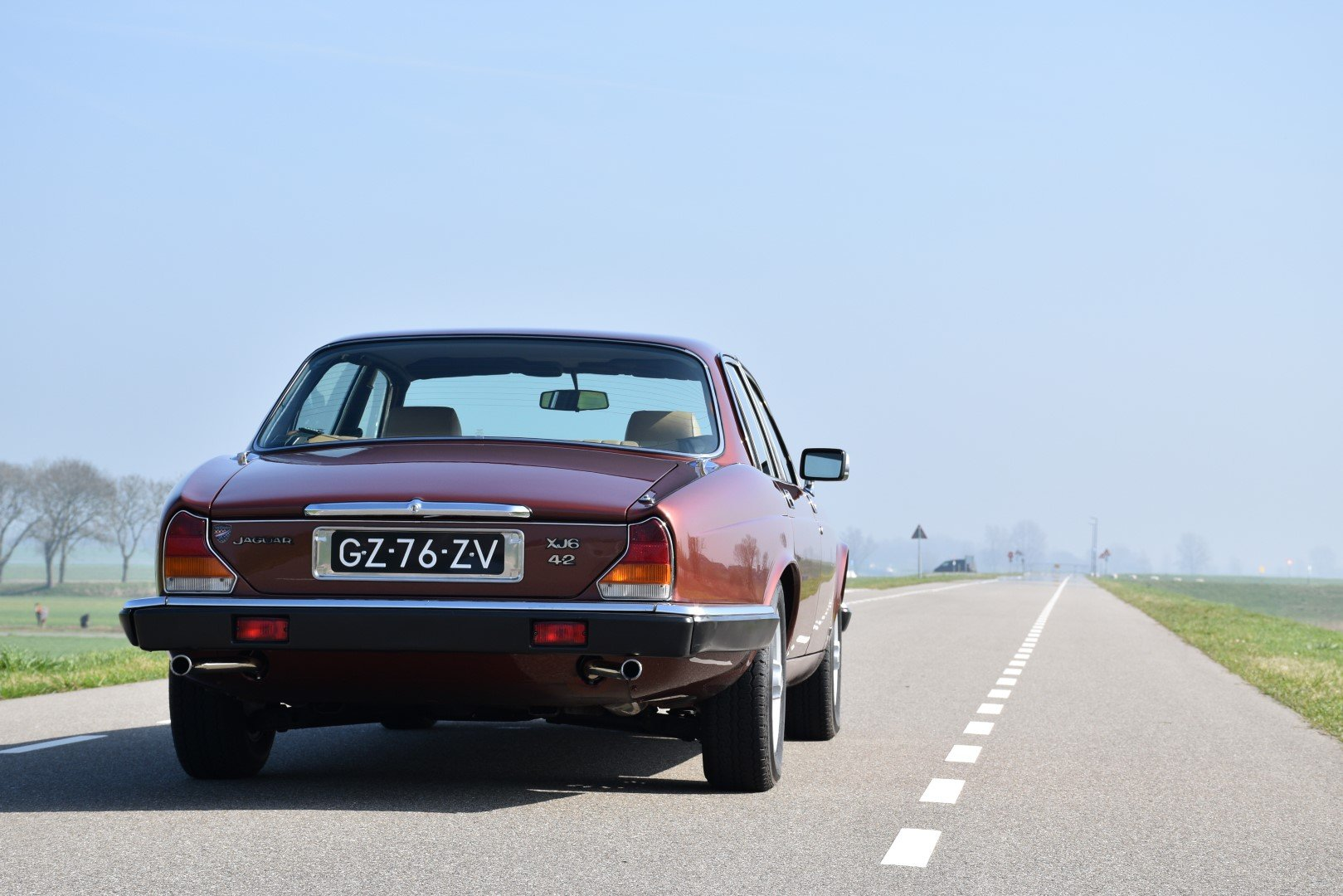 1981 Jaguar XJ6 series III 4.2 For Sale (picture 6 of 6)