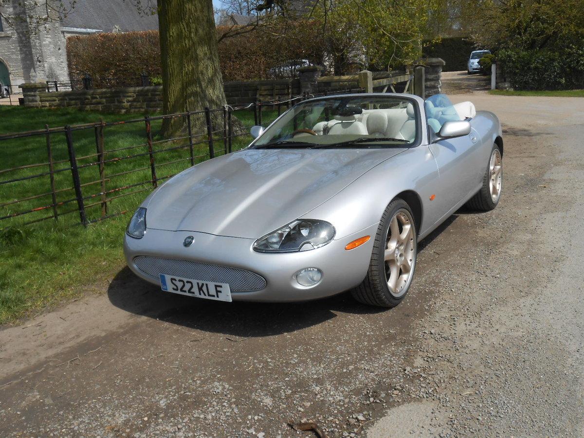 2004 Jaguar XK8 Convertible SOLD (picture 1 of 6)