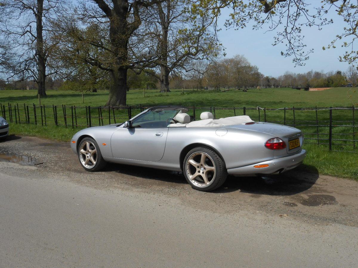 2004 Jaguar XK8 Convertible SOLD (picture 3 of 6)