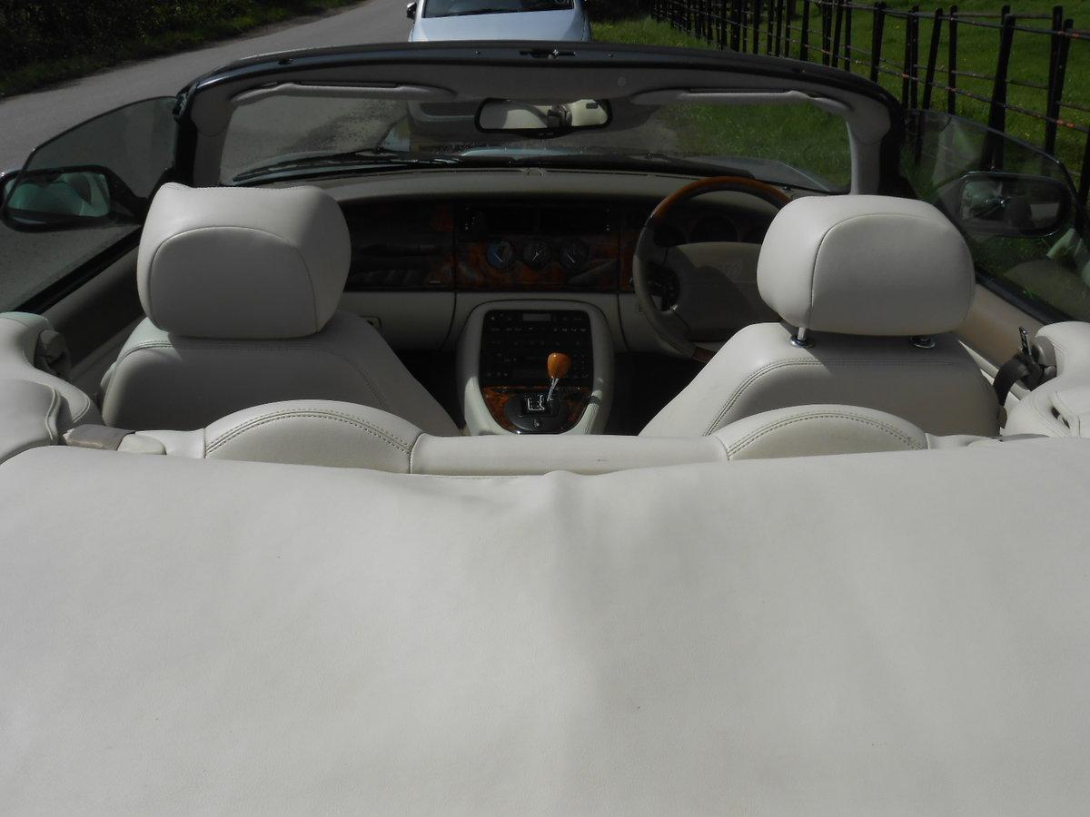 2004 Jaguar XK8 Convertible SOLD (picture 6 of 6)
