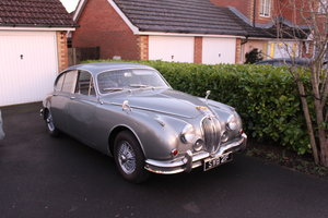 1967 Jaguar Mk2 2.4 Manual/overdrive