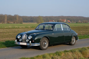 1964 Jaguar Mark II 3.8 MOD RHD Matching Numbers