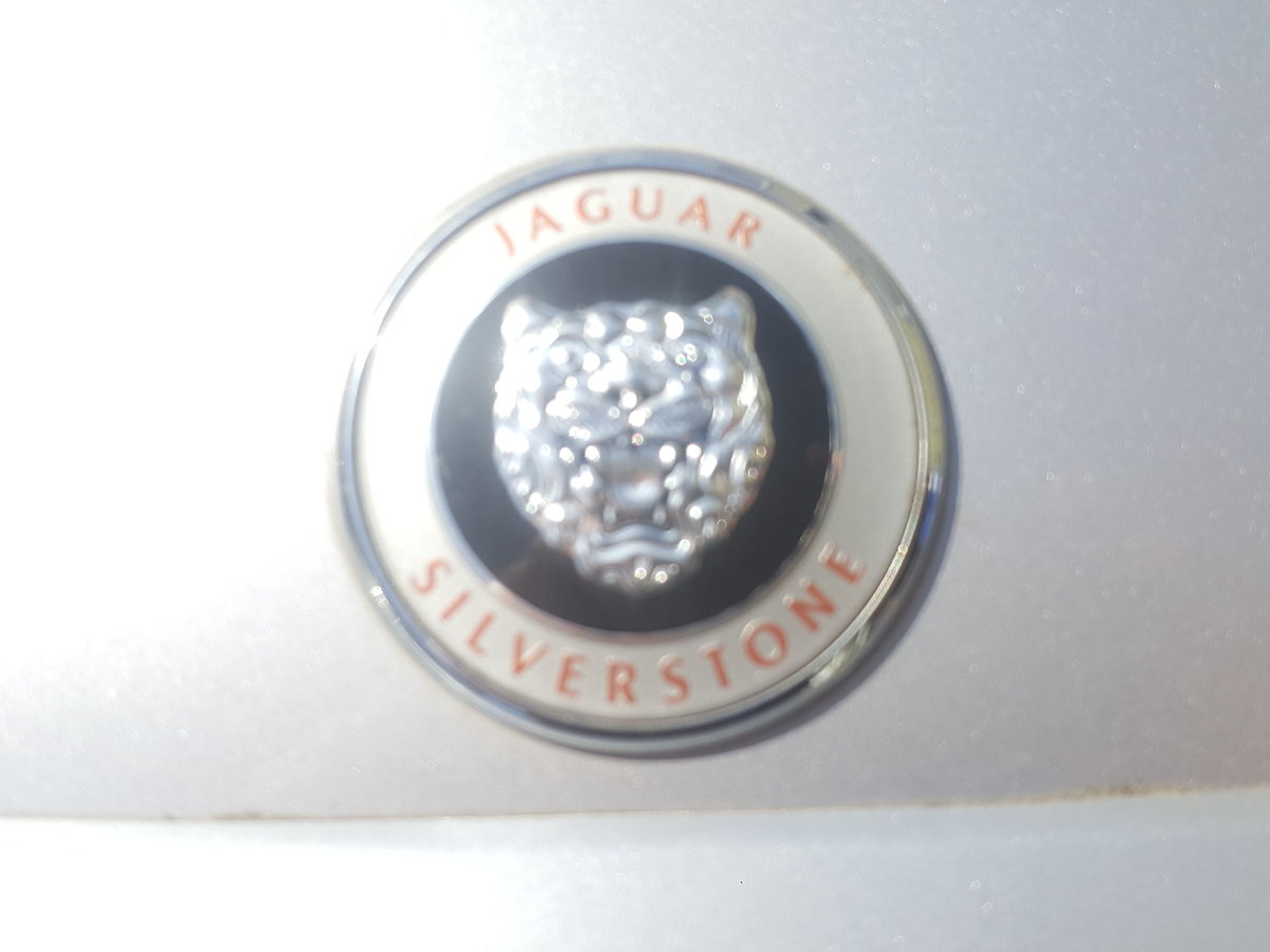 2000 Jaguar XKR Silverstone Coupe Low mileage and ownership For Sale (picture 6 of 6)