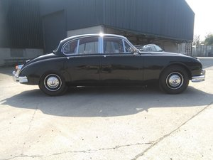 1962 Jaguar mk 11 For Sale