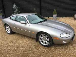 1998 Jaguar XK8 4.0 Auto, superb, FSH, 57k. For Sale