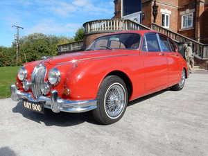 Jaguar MK2 3.4 1959 with comprehensive file and £1000`s spen For Sale