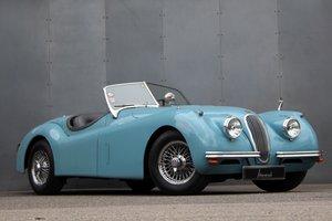 1953 Jaguar XK 120 Roadster LHD