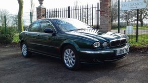2003 Jaguar X Type 2.5 AWD For Sale
