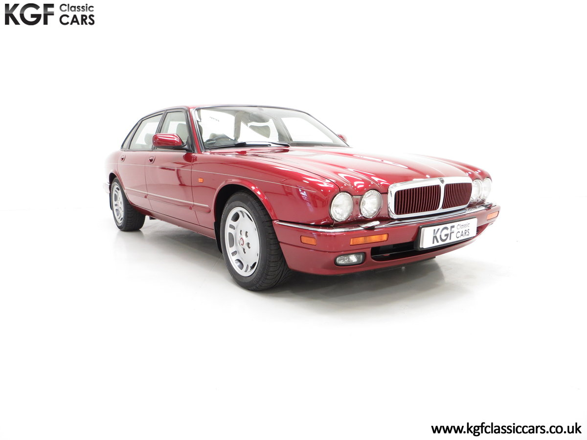 1997 A Glorious Jaguar XJ6 Sport 3.2 with 54,185 Miles SOLD (picture 1 of 6)