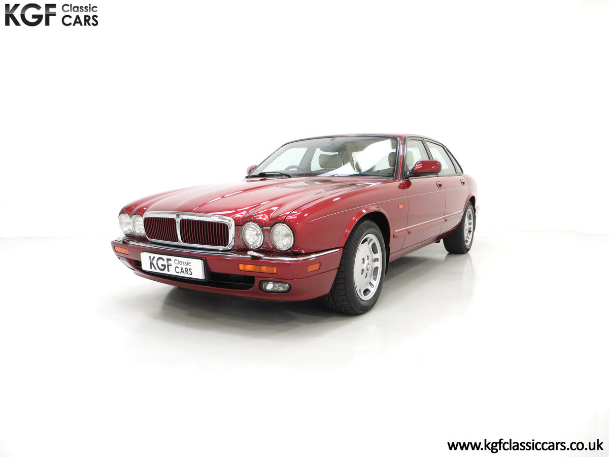 1997 A Glorious Jaguar XJ6 Sport 3.2 with 54,185 Miles SOLD (picture 2 of 6)