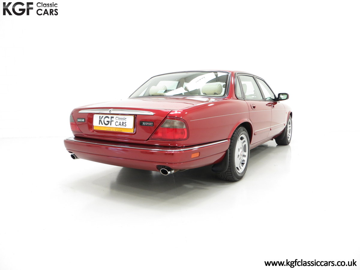 1997 A Glorious Jaguar XJ6 Sport 3.2 with 54,185 Miles SOLD (picture 5 of 6)
