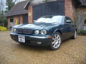 2005 Jaguar xj8 low miles 3.5ltr. Alloy body