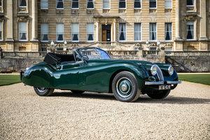 1954 Jaguar XK120 DHC UK RHD