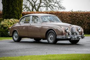 1962 Jaguar Mk2 3.8 Manual O/D