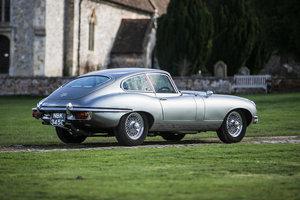 1969 Jaguar E-Type Series II FHC