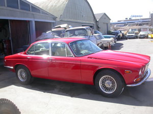1972  TWO SERIES ONE XJ6, RUSTFREE LHD CARS  $16250 SHIPPING INCL