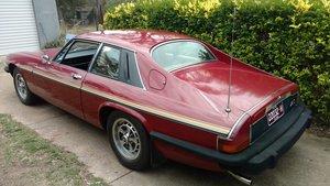 Jaguar XJS 1977 For Sale