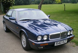 1997 Jaguar XJ6 Executive 3.2